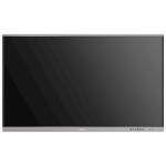 "Optoma 5651RK Interactive flat panel 165.1 cm (65"") LED 4K Ultra HD Black Touchscreen Built-in processor Android 8.0"