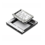 Lenovo ThinkPad Serial Hard Drive Bay Adapter III Silver