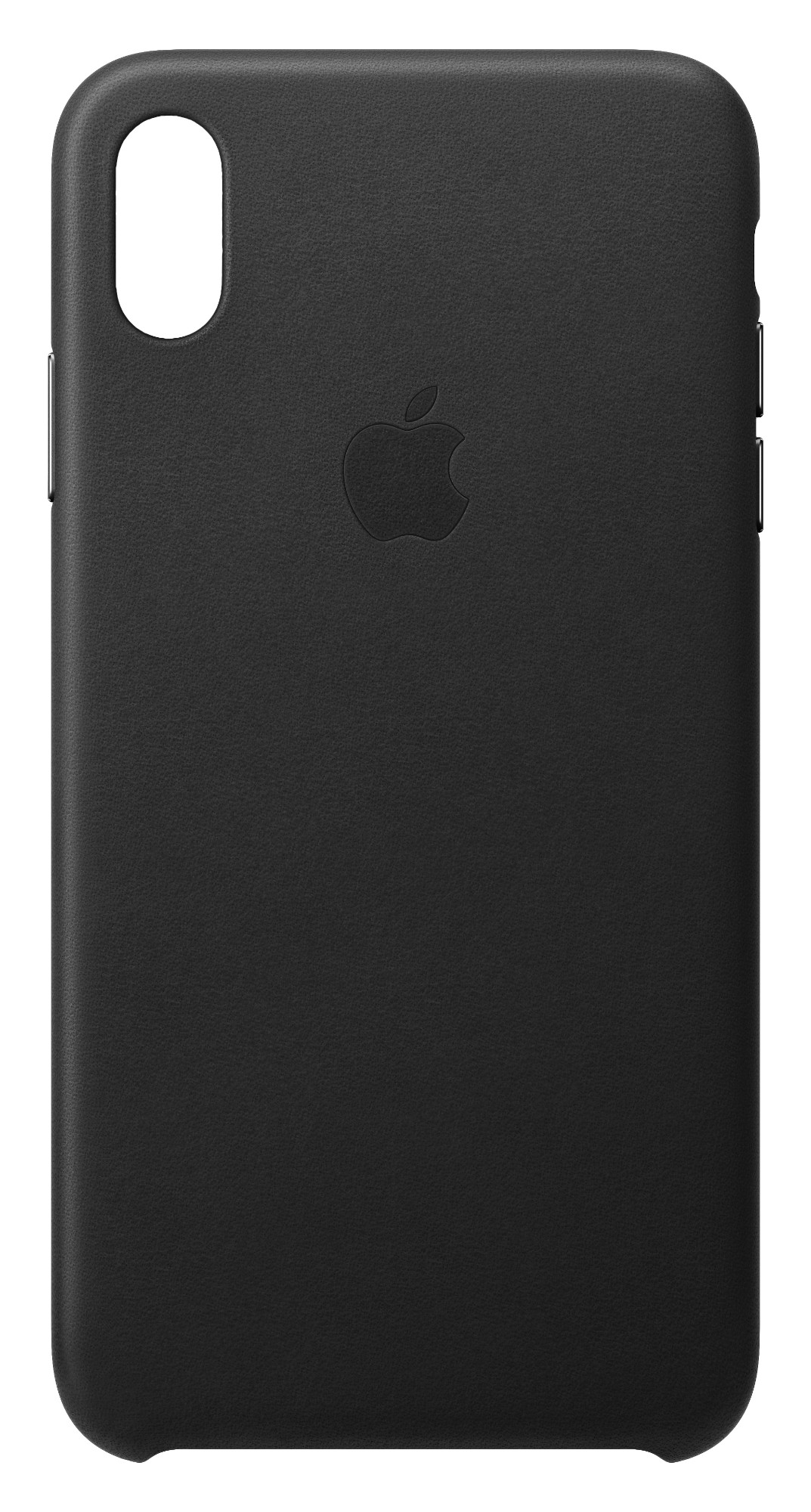 iPhone Xs Max - Leather Case - Black