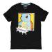 Pokémon Squirtle PopArt T-Shirt, Male, Small, Black (TS465433POK-S)