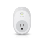 TP-LINK HS100 smart plug White 1800 W