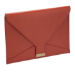 Targus Leather 13.3  Ultrabook Clutch Red