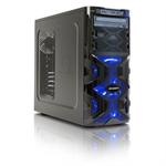 STORMFORCE TORNADO I5 1060 8GB BLACK