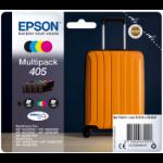 Epson C13T05G64010 (405) Ink cartridge multi pack, 7,6ml + 3x5,4ml, Pack qty 4