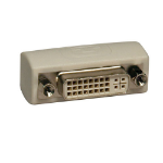Tripp Lite DVI Coupler Gender Changer Adapter Connector Extender DVI-I (F/F)