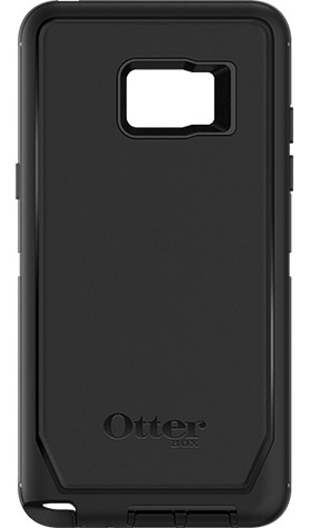 """Otterbox 77-53805 5.7"""" Cover Black mobile phone case"""