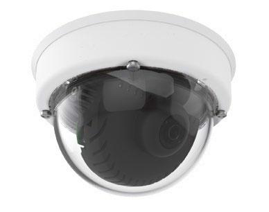 Mobotix v25 IP security camera Indoor Dome White