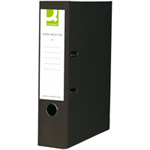 Q-CONNECT KF20038 folder A4 Black