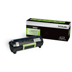 Lexmark 50F2U00 (502U) Toner black, 20K pages