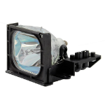 Philips Generic Complete Lamp for PHILIPS 55PL9224 projector. Includes 1 year warranty.