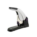 Rexel Mercury Heavy Duty Stapler Silver/Black