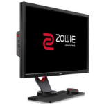 "Benq XL2430 ZOWIE 24"" 1920x1080 TN 144Hz Widescreen LED Monitor - Black/Red /w Flicker FREE Technolo"