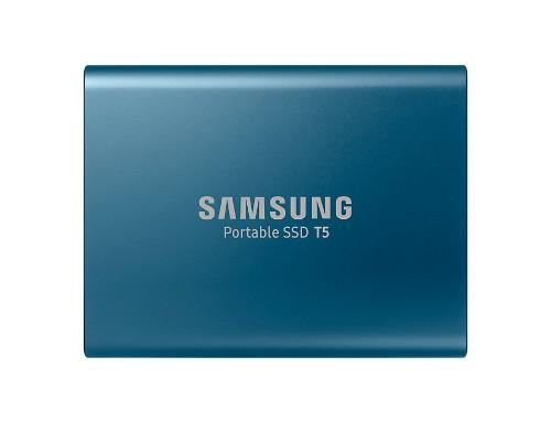 Samsung T5 500 GB Blue