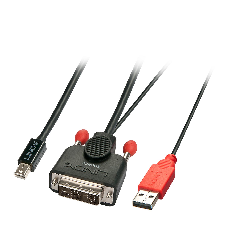 Lindy 41997 Active video converter 1920 x 1200pixels video converter