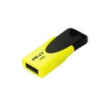 PNY N1 Attaché 16GB 16GB USB 2.0 Black,Yellow USB flash drive