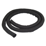 StarTech.com WKSTNCM Cable sleeve Black 1pcs cable organizer