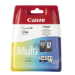 Canon PG-540/CL-541 Multi pack cartucho de tinta Original Negro, Cian, Magenta, Amarillo Multipack 2 pieza(s)