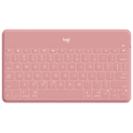 Logitech Keys-To-Go Roze Bluetooth Italiaans