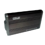 "ST Lab U3-V21-D811-11-00012 storage drive enclosure 3.5"" HDD enclosure Black"