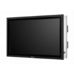 "Panasonic 55-inch Class Ultra Narrow Bezel LCD Display TH-55LFV60W Digital signage flat panel 55"" LCD Full HD Black"