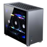 Jonsbo A4-Grey/window ITX Case