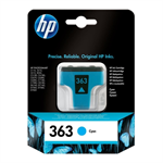 HP C8771EE (363) Ink cartridge cyan, 400 pages, 4ml