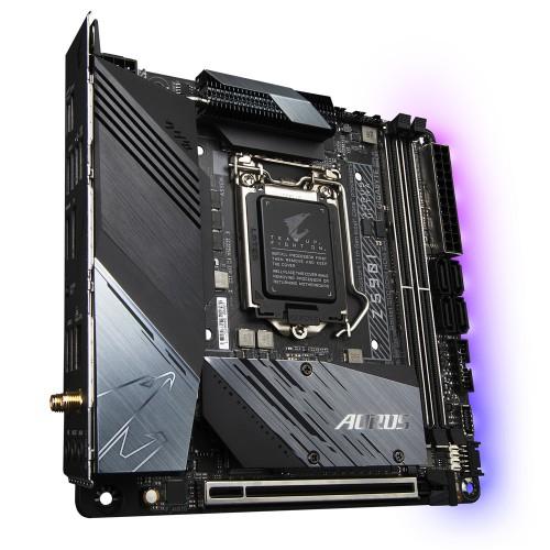 Gigabyte Z590I AORUS ULTRA motherboard Intel Z590 Express LGA 1200 mini ITX