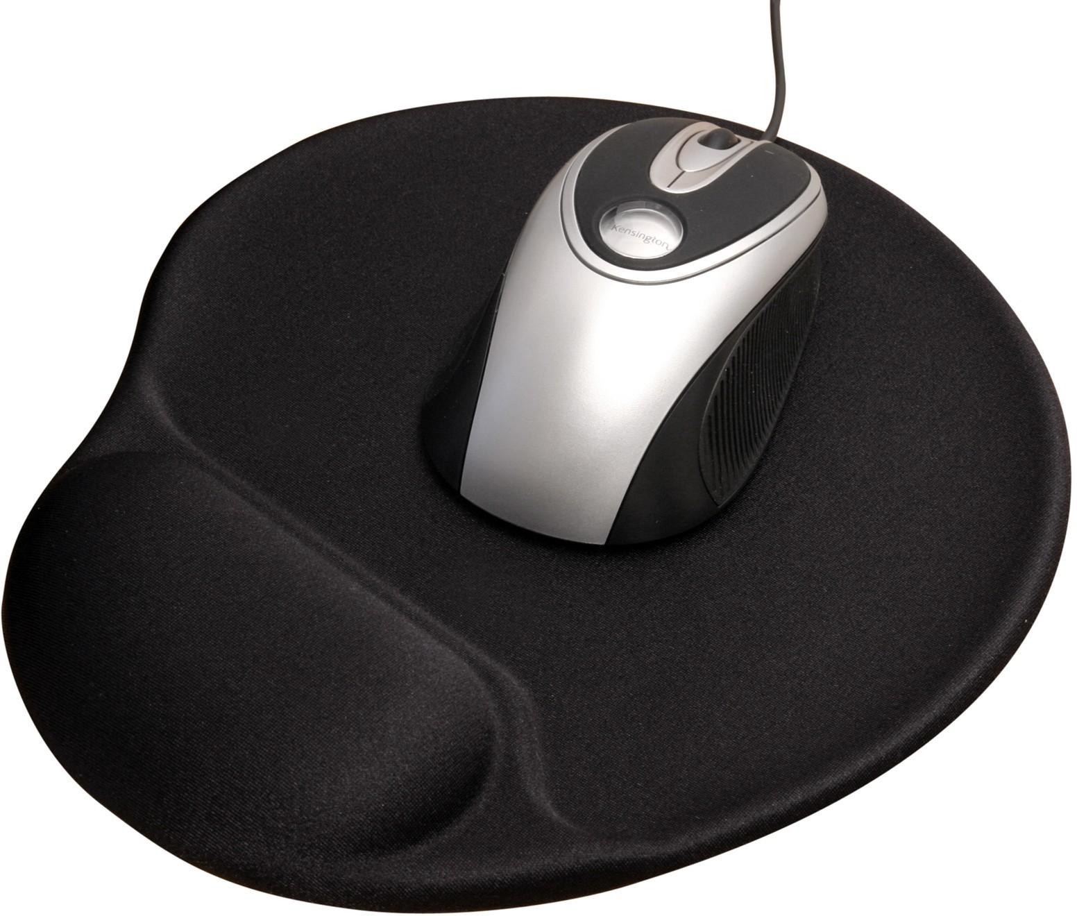 JOBMATE MousePad w. Wrist Rest SoftGel