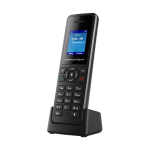 Grandstream Networks DP720 telephone DECT telephone Black
