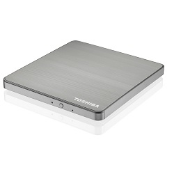 Toshiba PA5221E-2DV2 optical disc drive Silver DVD Super Multi