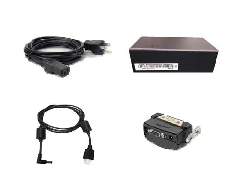Zebra KT-ADP9000-100ES accesorio para dispositivo de mano Negro