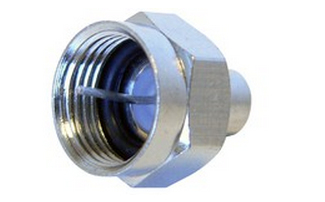Maximum 1835 F-type 75Ω 100pc(s) coaxial connector