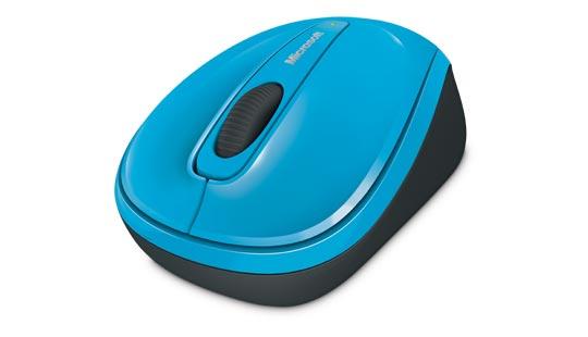 Microsoft Wireless Mobile Mouse 3500 mice RF Wireless BlueTrack