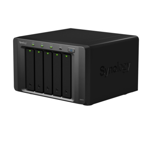 Synology DX513 disk array Black