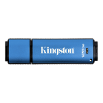 Kingston Technology DataTraveler VP30 USB flash drive 128 GB USB Type-A 3.2 Gen 2 (3.1 Gen 2) Blue