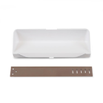Ergotron 98-435 multimedia cart accessory Holder White