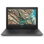 "HP Chromebook 11 G8 EE 29.5 cm (11.6"") 1366 x 768 pixels Touchscreen Intel® Celeron® 4 GB LPDDR4-SDRAM 32 GB eMMC Wi-Fi 5 (802.11ac) Chrome OS Grey"