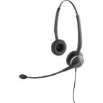 Jabra GN2100 Telecoil Headset Hoofdband Zwart