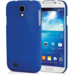 V7 Metro Anti-Slip Case for GALAXY S4 Blue