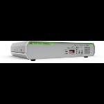 Allied Telesis AT-GS920/8-50 Unmanaged Gigabit Ethernet (10/100/1000) Grey 1U