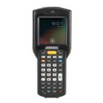"Zebra MC3200 3"" 320 x 320pixels Touchscreen 365g Black handheld mobile computer"