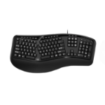 Adesso AKB-150UB-TAA keyboard USB QWERTY US English Black
