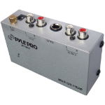 Pyle PP444 audio amplifier