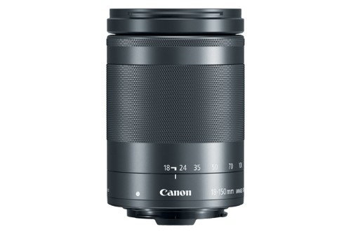 Canon EF-M 18-150mm f/3.5-6.3 IS STM MILC Black