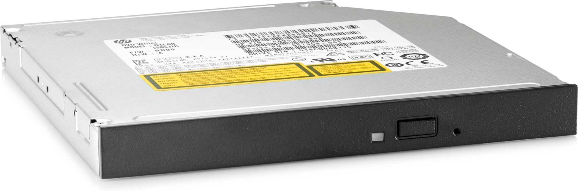 HP 9.5mm Desktop G2 Slim DVD-Writer Drive (N1M42AA)