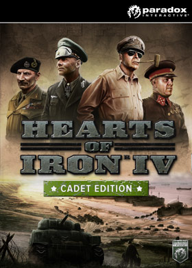 Nexway Hearts of Iron IV - Cadet Edition Video game downloadable content (DLC) PC/Mac/Linux Español