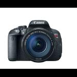 Canon EOS Rebel T5i + EF-S 18-135mm SLR Camera Kit 18MP CMOS 5184 x 3456pixels Black