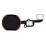 MicroSpareparts Mobile MOBX-IP6SP-INT-5B Home button Black 1pc(s)