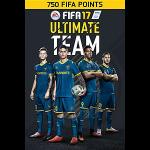 Microsoft FIFA 17 Xbox One 750 Points