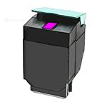 Delacamp C540H1MG-R compatible Toner magenta, 2K pages, 880gr (replaces Lexmark C540H1MG)